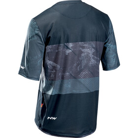 Northwave Xtrail MTB Short Sleeve Jersey Men black/grey/white